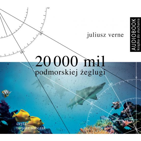 Książka 20 000 mil podmorskiej żeglugi Verne Juliusz