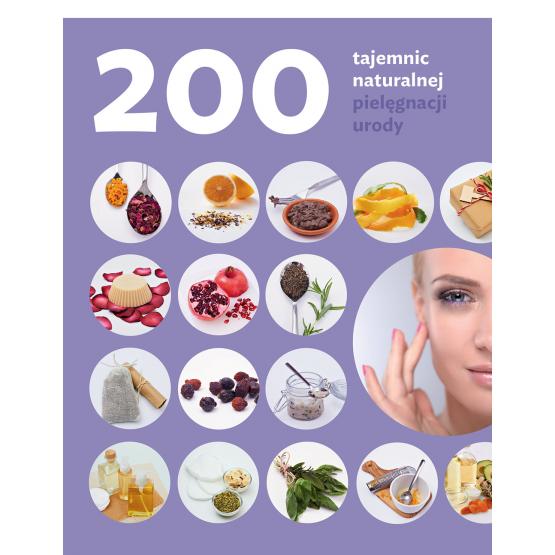 Książka 200 tajemnic naturalnej pielęgnacji urody Buck Shannon