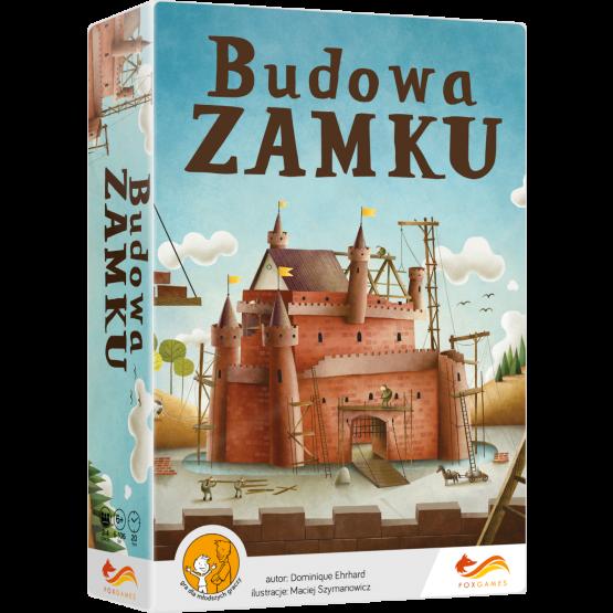 Gra pamięciowa Budowa zamku