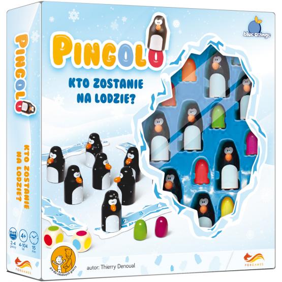 Gra pamięciowa Pingolo