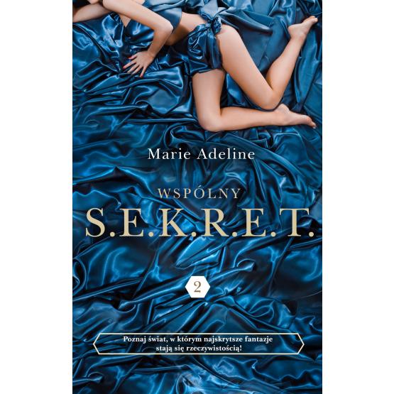 Książka Wspólny S.E.K.R.E.T. Marie L. Adeline