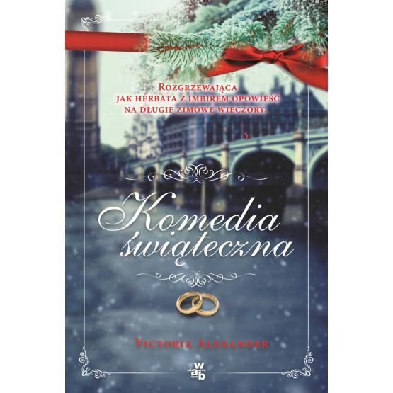Książka Komedia świąteczna Alexander Victoria
