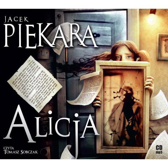 Książka Alicja Piekara Jacek
