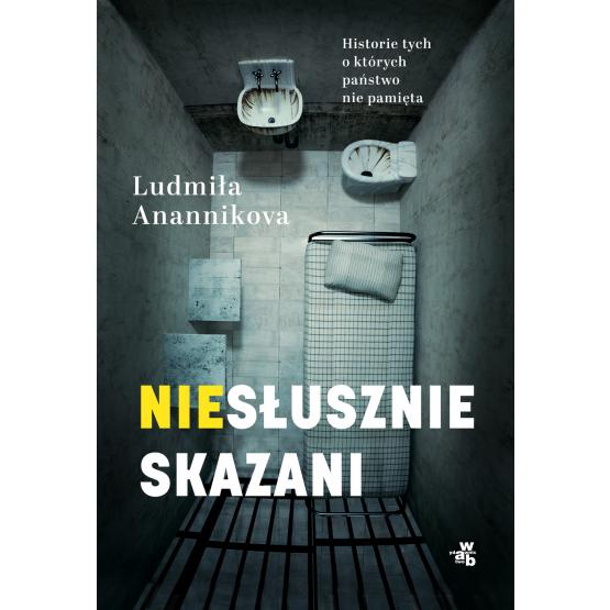 Książka Skazani Ludmiła Anannikova