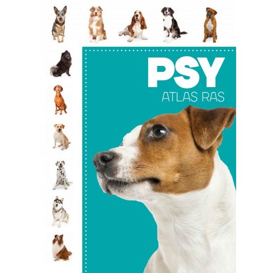 Książka Atlas ras. Psy praca zbiorowa