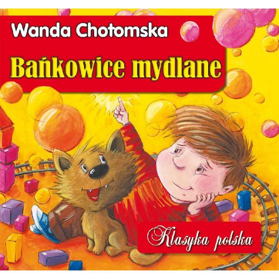 Książka Bańkowice Mydlane. Klasyka polska Chotomska Wanda