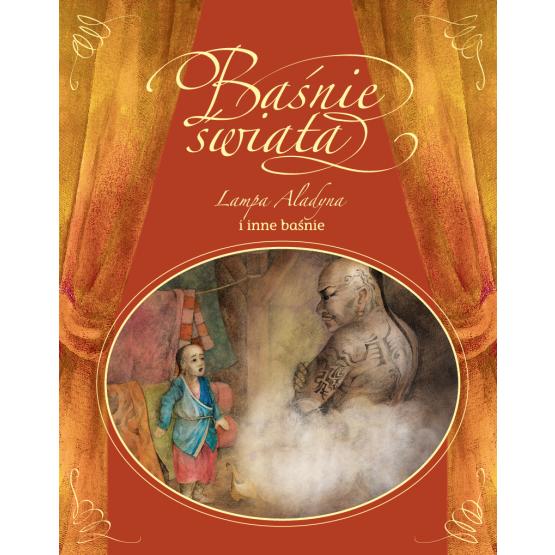 Książka Lampa Aladyna i inne baśnie Praca zbiorowa