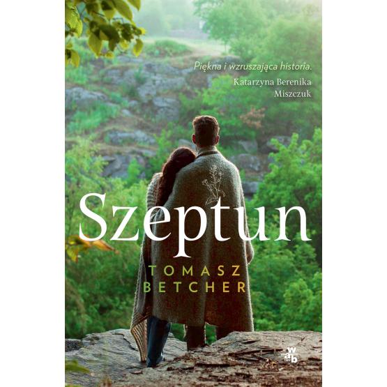 Książka Szeptun Tomasz Betcher