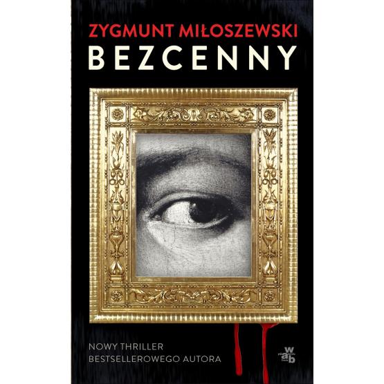 Książka Bezcenny Miłoszewski Zygmunt