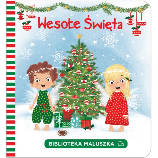 Książka Biblioteka Maluszka. Wesołe Święta praca zbiorowa