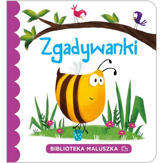 Książka Biblioteka Maluszka. Zgadywanki praca zbiorowa