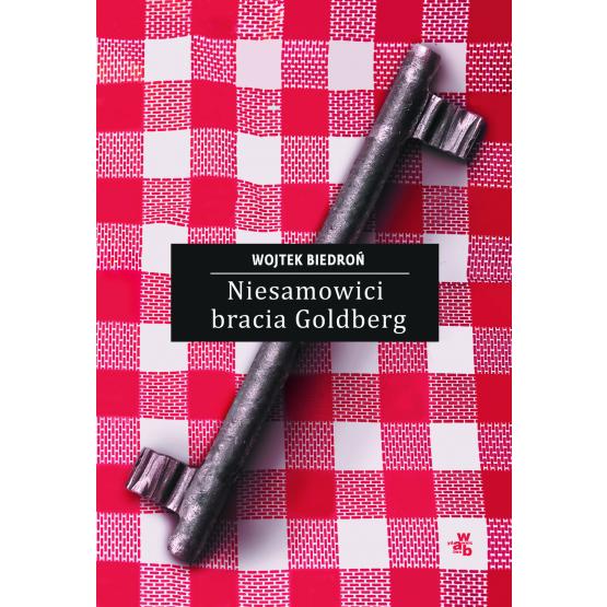Książka Niesamowici bracia Goldberg Biedroń Wojtek