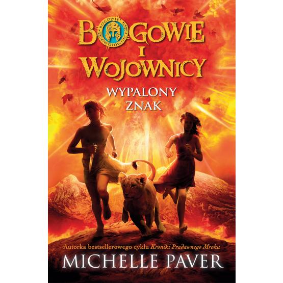 Książka Bogowie i wojownicy. Wypalony znak Paver Michelle
