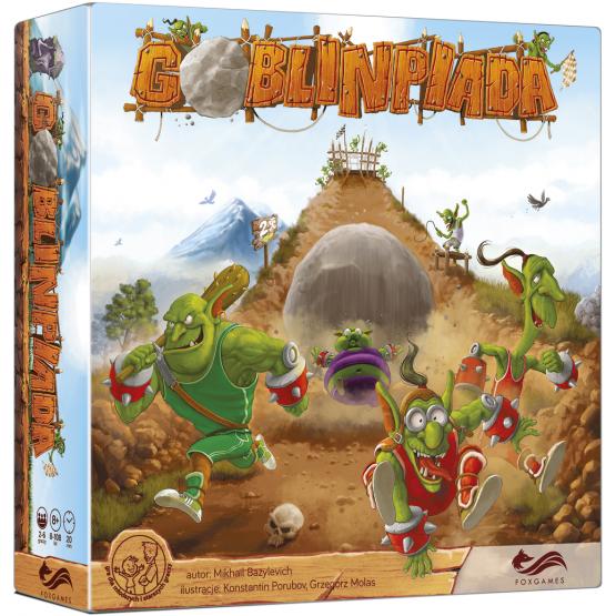 Gra zręcznościowa Goblinpiada