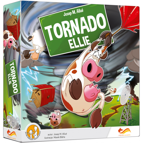 Gra fox 6a Tornado Ellie