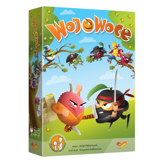 Gra karciana Wojowoce
