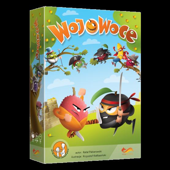 Gra fox 6a Wojowoce