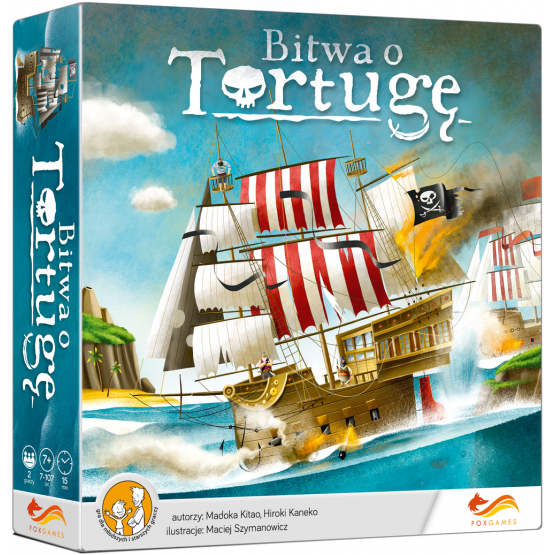 Gra logiczna Bitwa o Tortugę