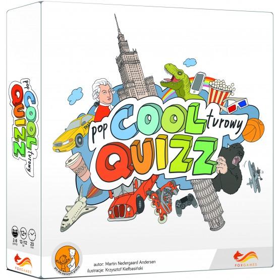 Gra pamięciowa popCOOLturowy QUIZZ