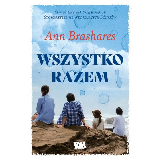 Książka Wszystko razem Brashares Ann