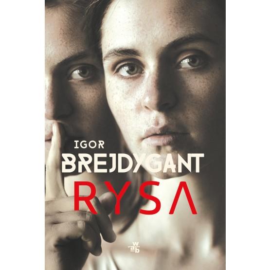 Książka Rysa. Z autografem Brejdygant Igor