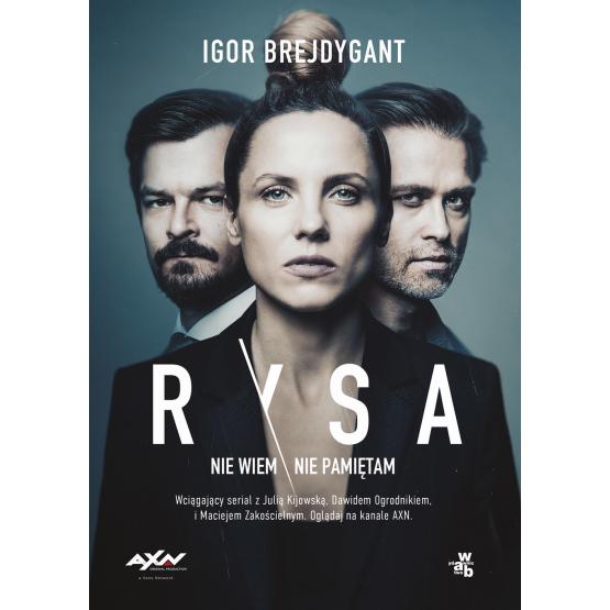 Książka Rysa. Wydanie filmowe Igor Brejdygant