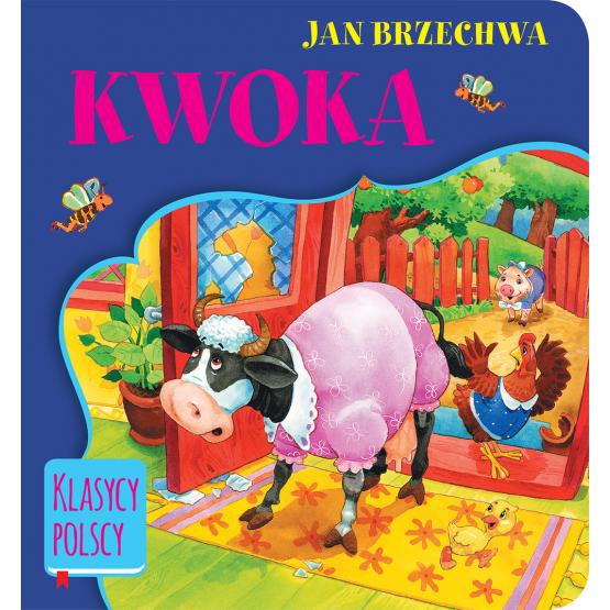 Książka Kwoka. Klascy polscy Brzechwa Jan