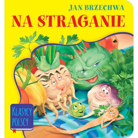 Książka Na straganie. Klasycy polscy Brzechwa Jan