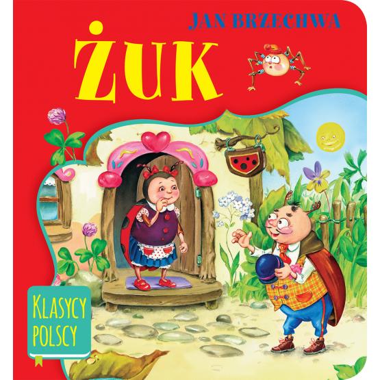 Książka Żuk. Klasycy polscy Brzechwa Jan