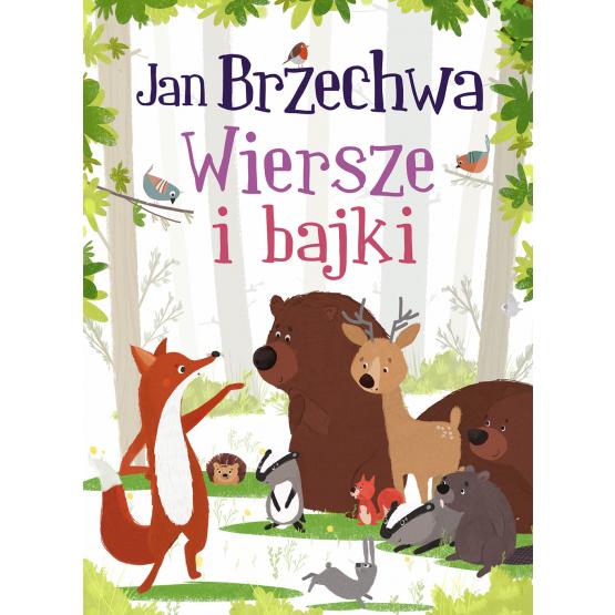 Książka Wiersze i bajki Brzechwa Jan
