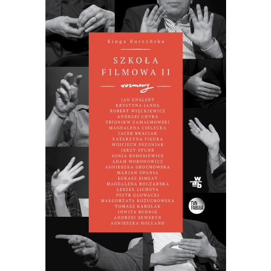 Książka Szkoła filmowa 2 Kinga Burzyńska
