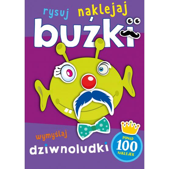 Książka Buźki. Dziwnoludki Praca zbiorowa