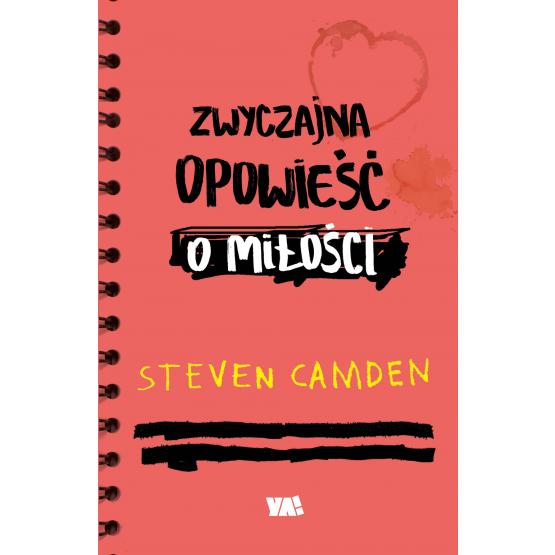 Książka Zwyczajna opowieść o miłości Camden Steven