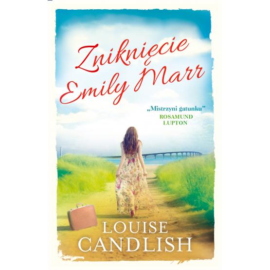 Książka Zniknięcie Emily Marr Candlish Louise