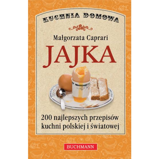 Książka Jajka Caprari Małgorzata