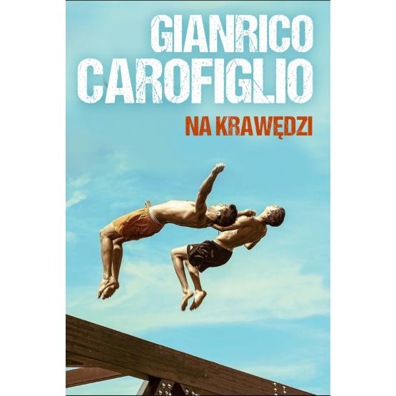 Książka Na krawędzi Carofiglio Gianrico