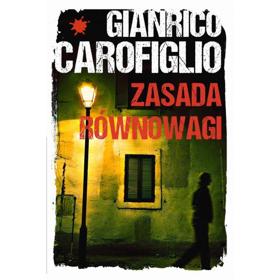Książka Zasada równowagi Carofiglio Gianrico