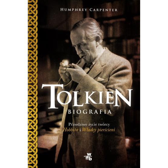 Książka Tolkien. Biografia Carpenter Humphrey