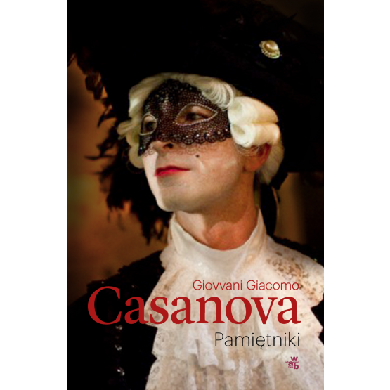 Książka Casanova. Pamiętniki Casanova Giacomo