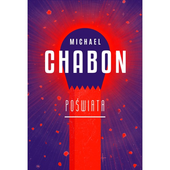 Książka Poświata Chabon Michael