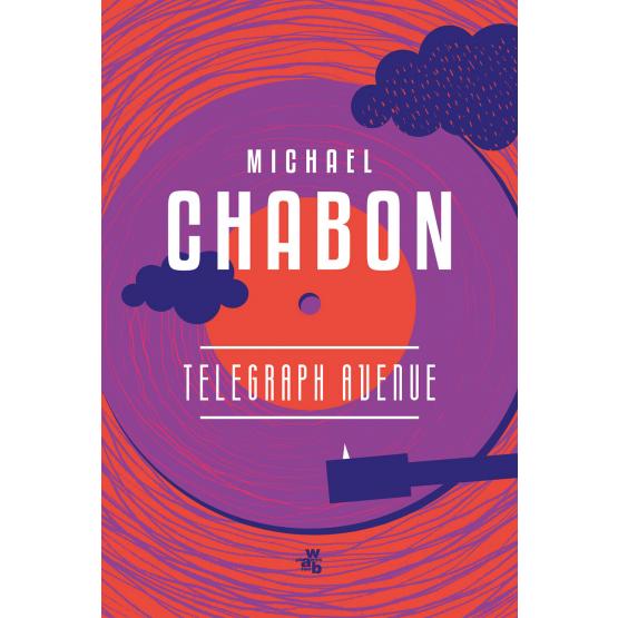 Książka Telegraph Avenue Michael Chabon