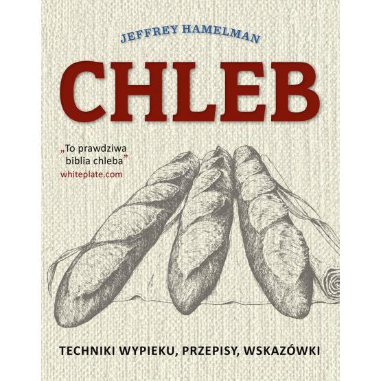 Książka Chleb Hamelman Jeffrey