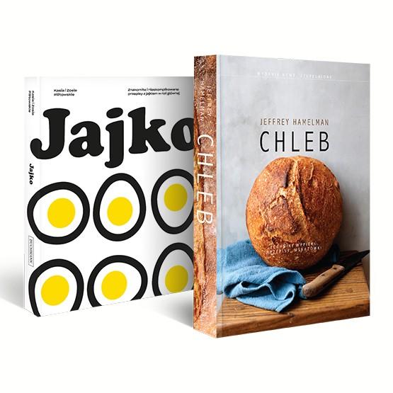 Książka Chleb / Jajko. Pakiet Pilitowska Katarzyna Pilitowska Zofia