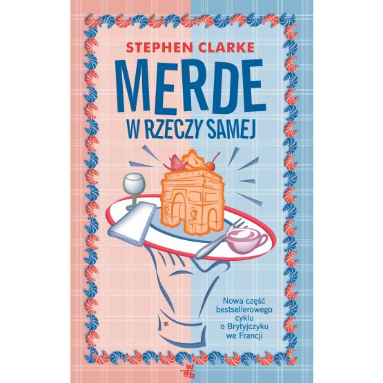 Książka Merde! W rzeczy samej Clarke Stephen