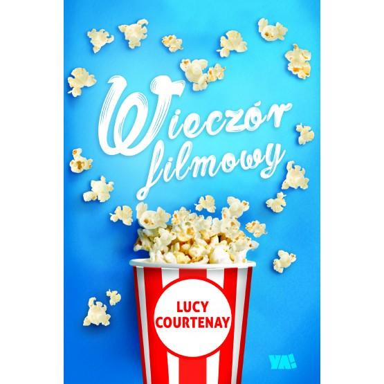 Książka Wieczór filmowy Courtenay Lucy