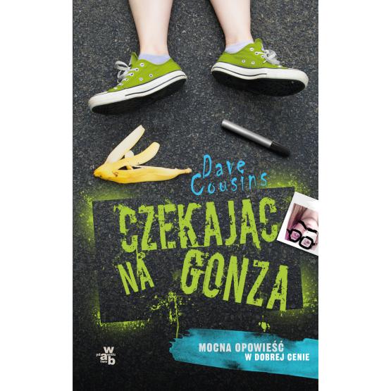 Książka Czekając na Gonza Cousins Dave