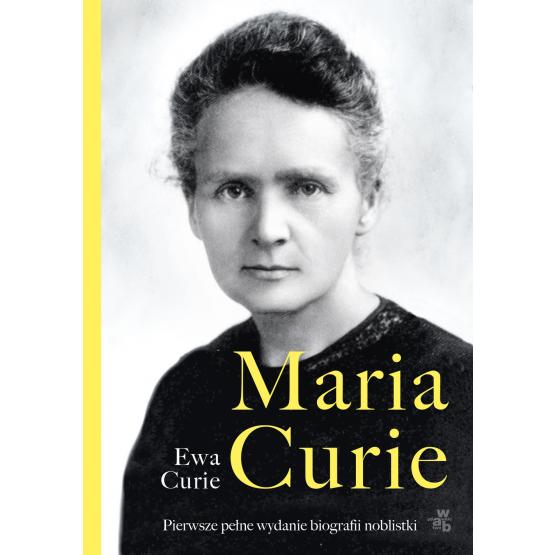 Książka Maria Curie Ewa Curie
