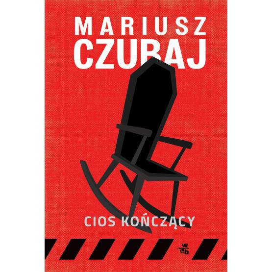 Książka Cios kończący Mariusz Czubaj