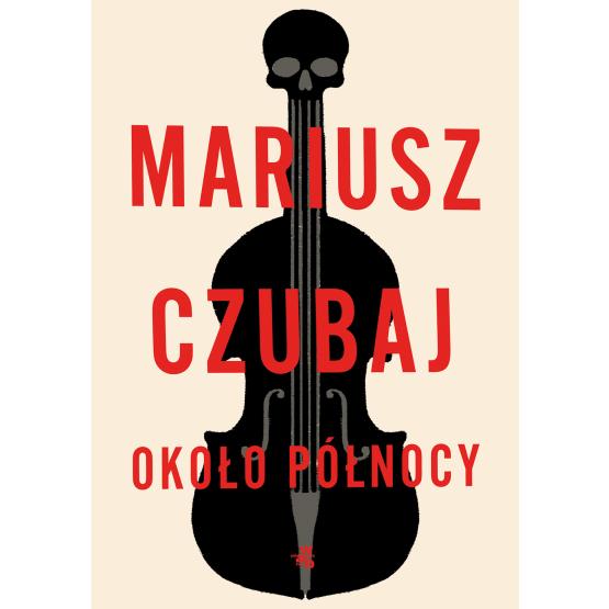 Książka Około północy Mariusz Czubaj