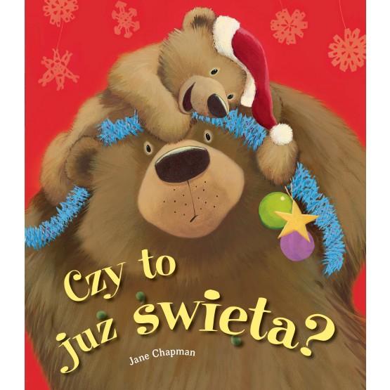 Książka Czy to już święta? Chapman Jane
